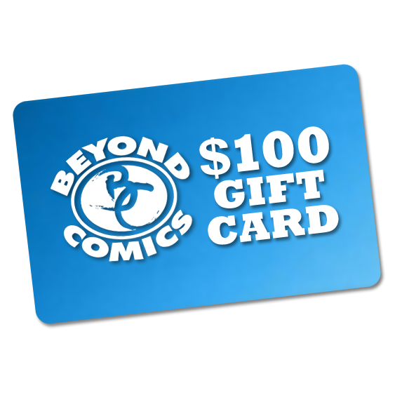 $100 Beyond Comics Gift Card