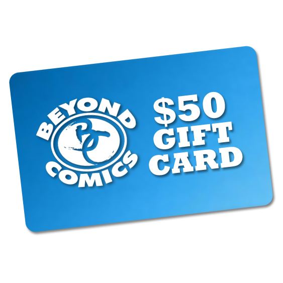 $50 Beyond Comics Gift Card