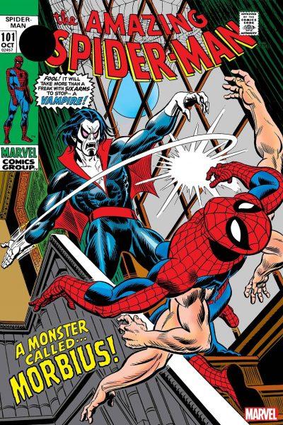 Amazing-Spider-Man-101-Facsimile-Poster