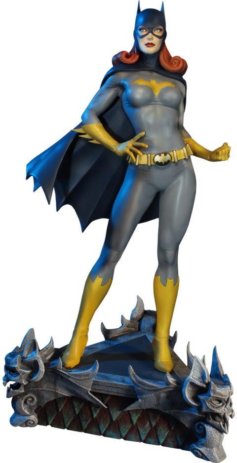 Batgirl Maquette Super Powers Statue by Tweethead