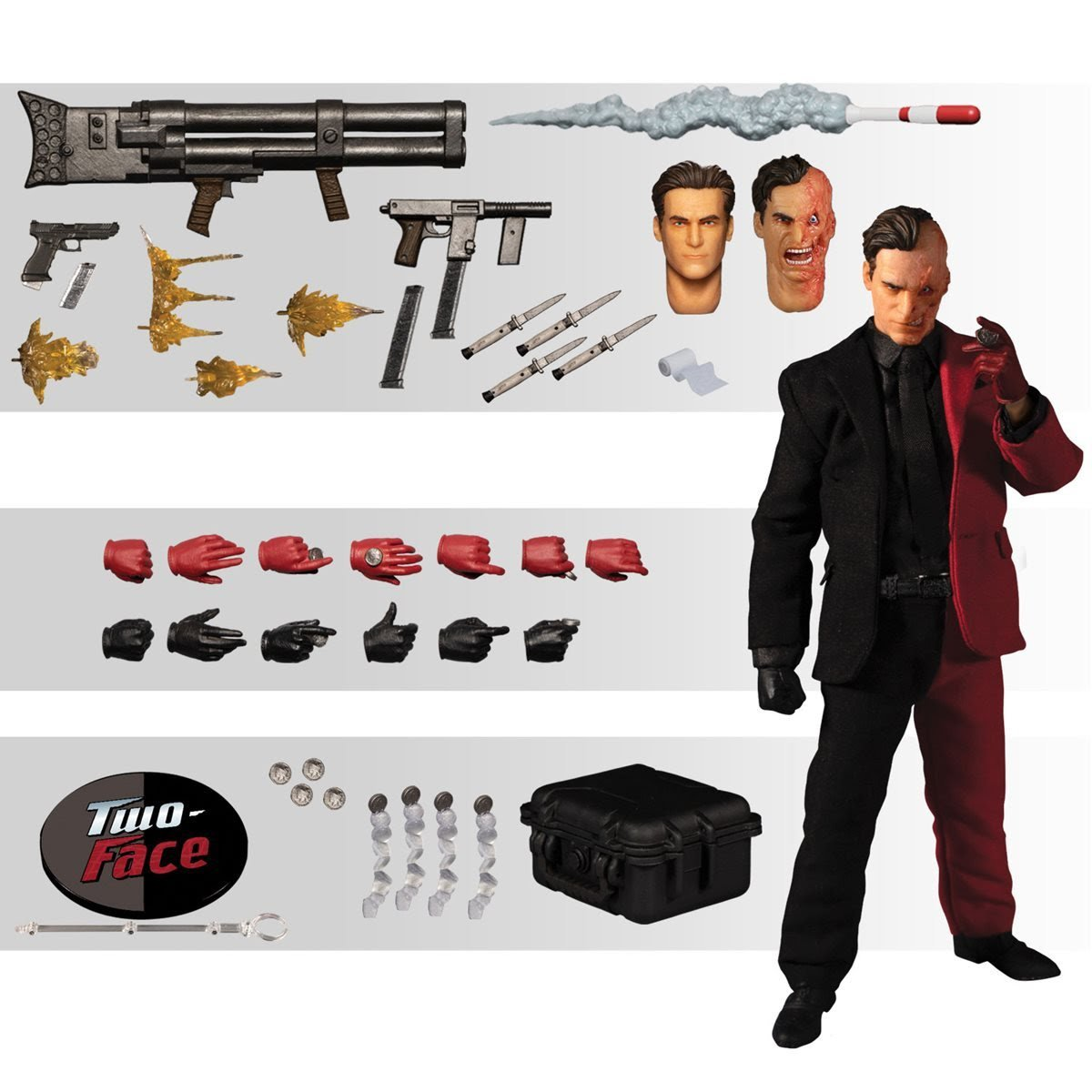 Two-Face 1:12 Collective Action Figure from Batman