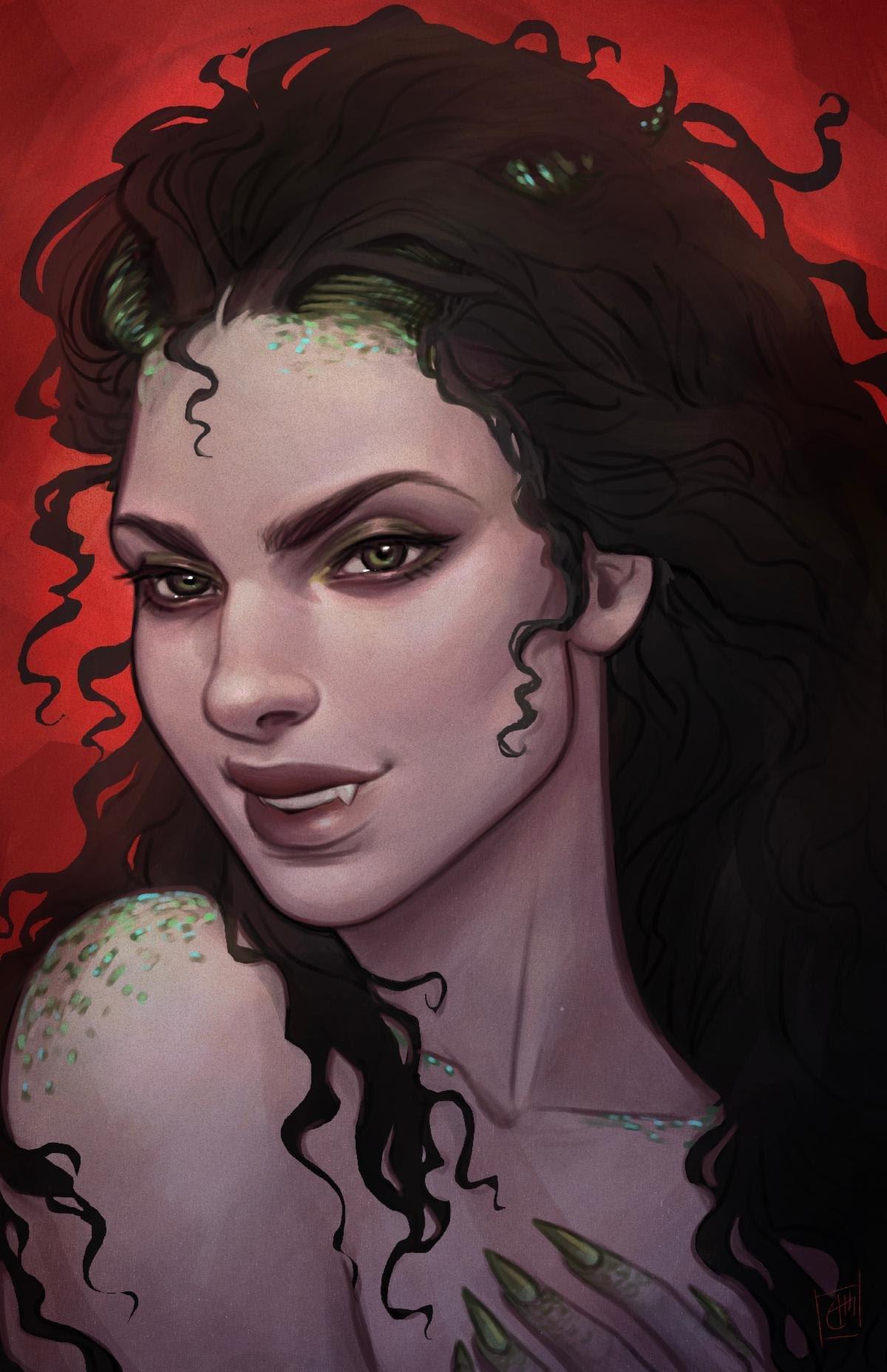 Cult Of Dracula #1 - Chromium Cover