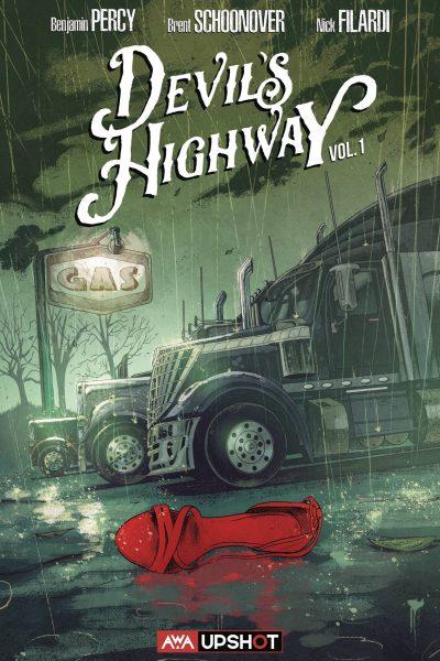 Devil's Highway Volume 1 Graphic Novel by Percy, Schoonover, and Filardi