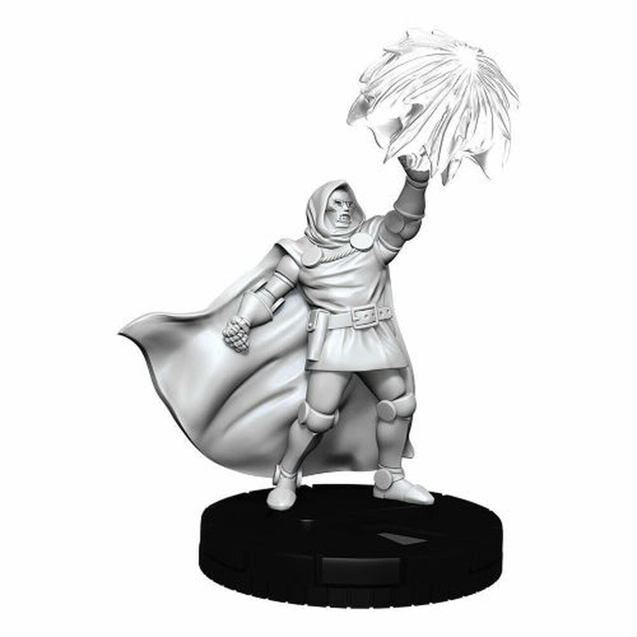 Dr Doom - Marvel Heroclix Deep Cuts Unpainted Minatures