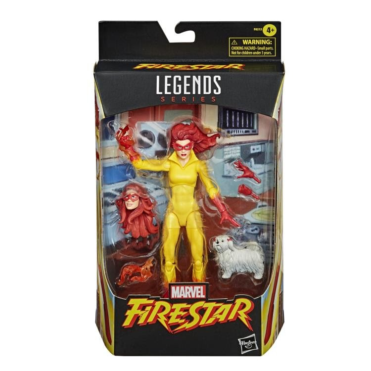 Firestar - Marvel Legends Action Figure