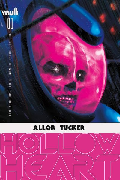 Hollow Heart Comic Book
