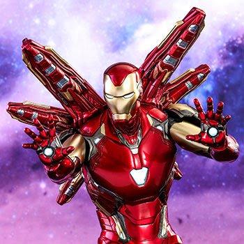 Iron Man Mark LXXXV End Game Diecast 1:6 Hot Toys