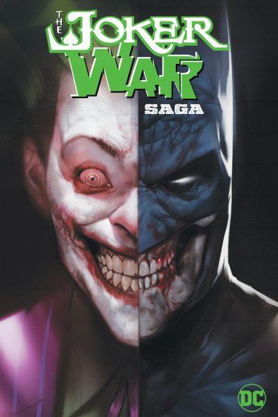 Joker War Saga - Graphic Novel