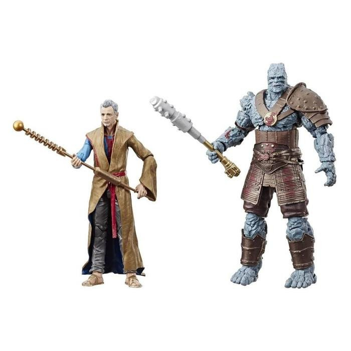 Marvel Legends 80th Anniversary - Grandmaster and Korg 6-inch Action Figure 2-Pack