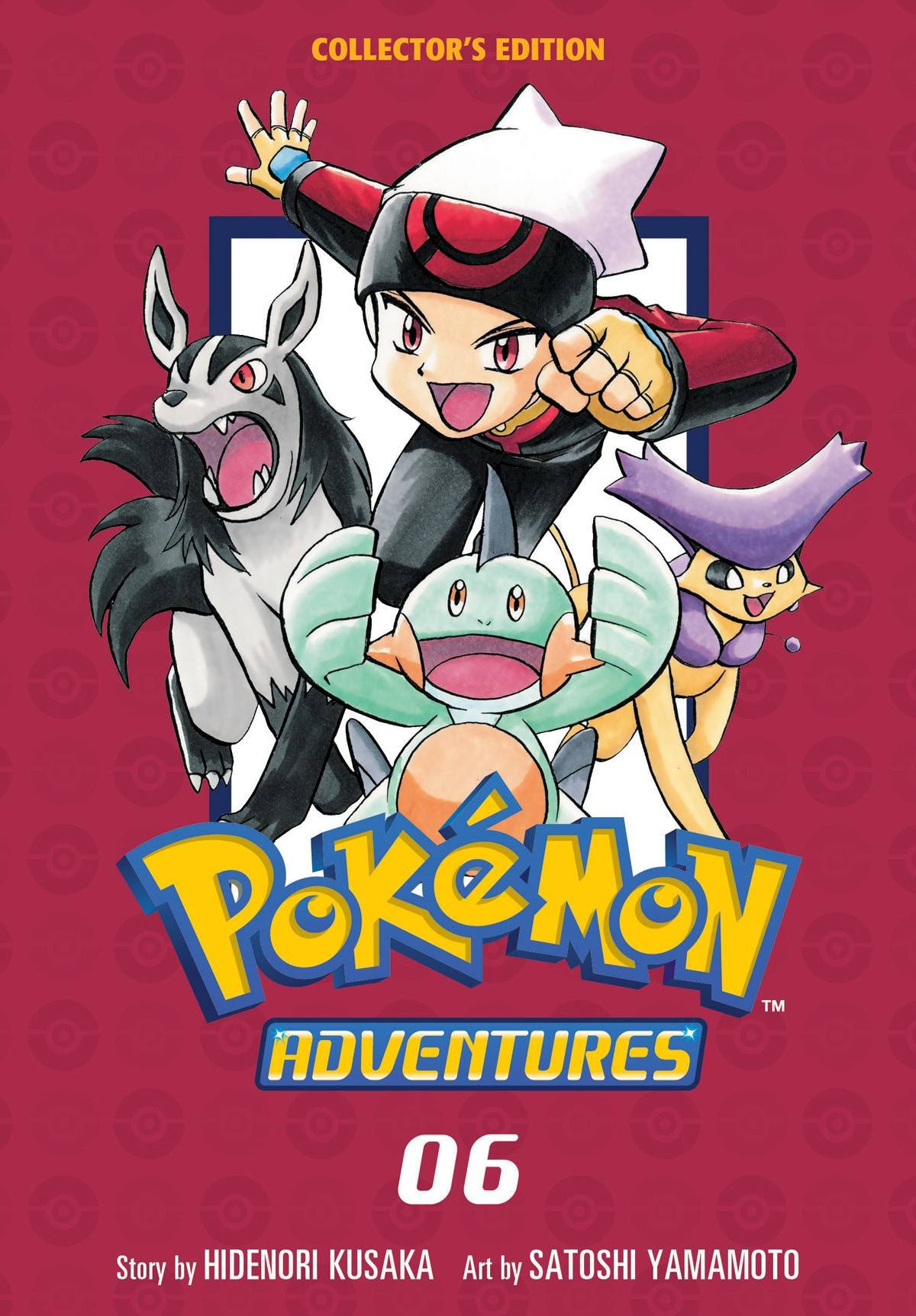 Pokemon Adventures Number 06 - Collectors Edition