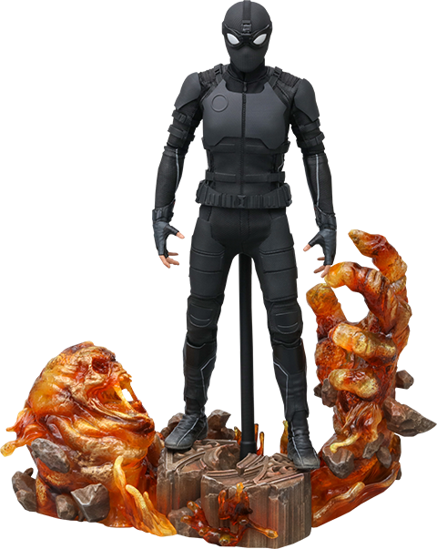 Spider-Man Stealth Suite - Far From Home Action Figure