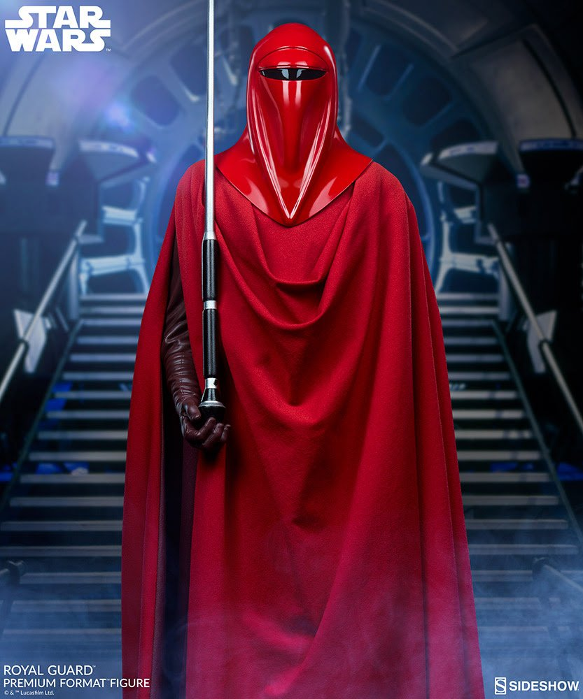 Star Wars Royal Guard - Statue by Sideshow