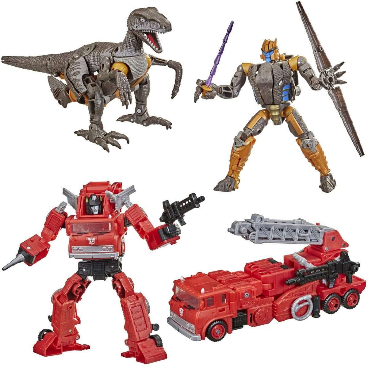 Transformers Generations' Kingdom Voyager Wave 1 and Wave 2