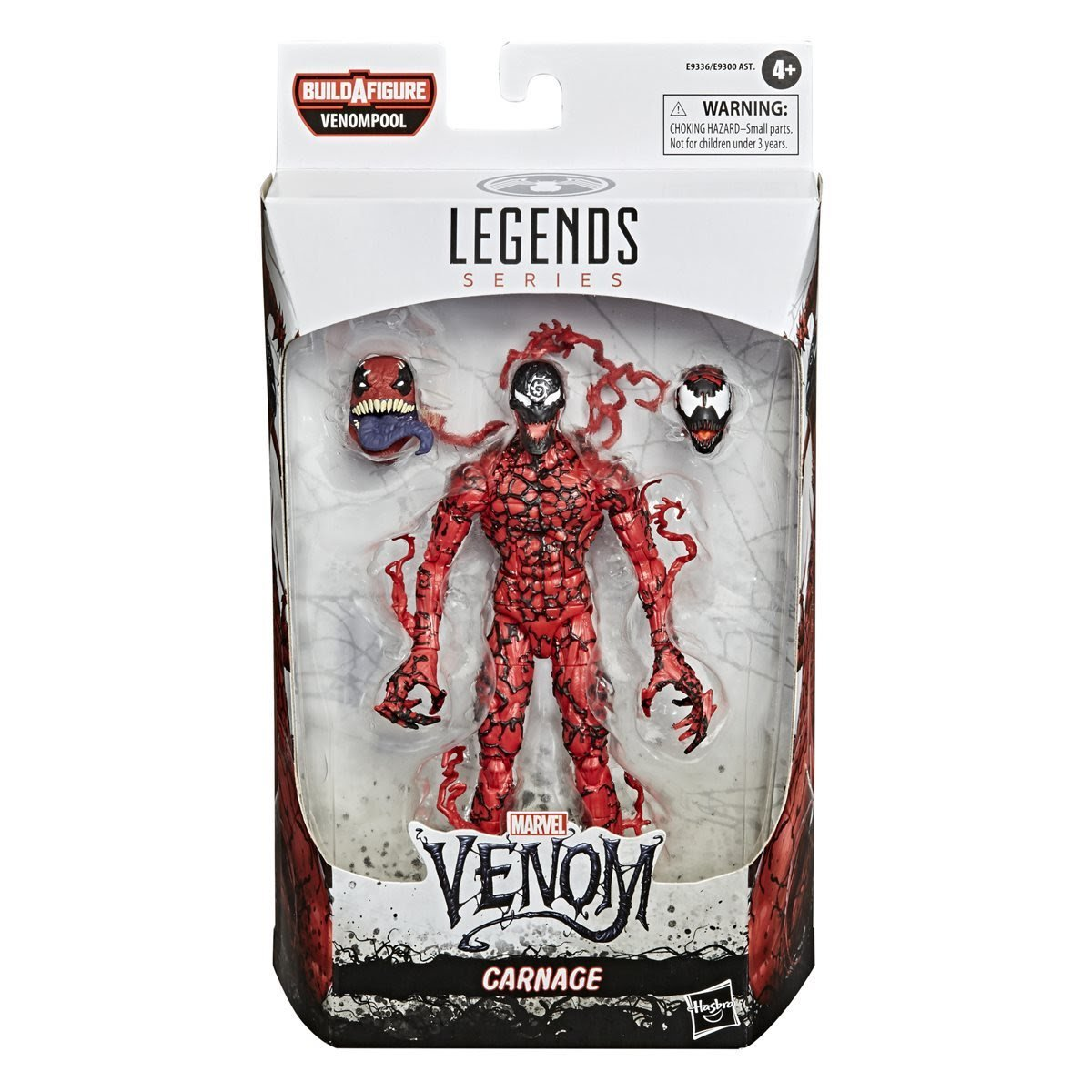 Venom - Marvel Legends Action Figure