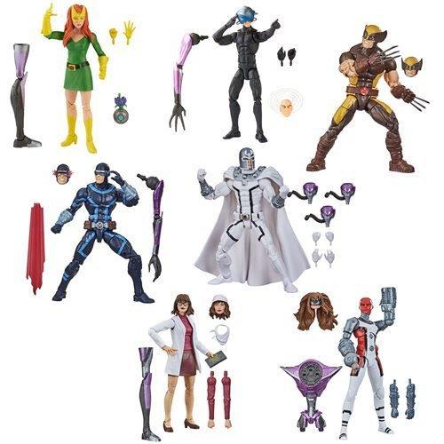 X-Men Wave 1 - Marvel Legends 6-inch Action Figures