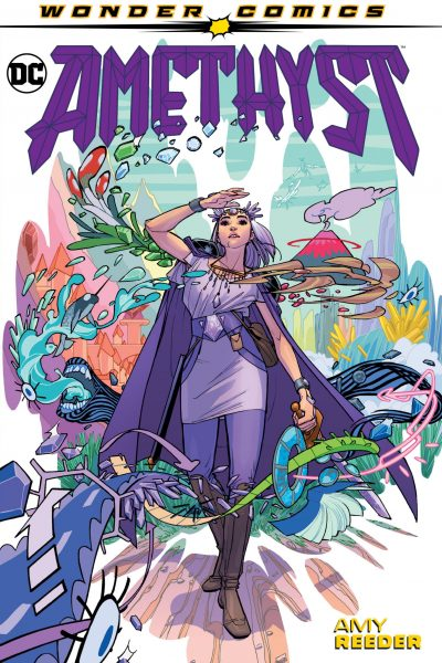 Amethyst | Graphic Novel