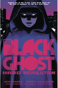 Black Ghost Graphic Novel