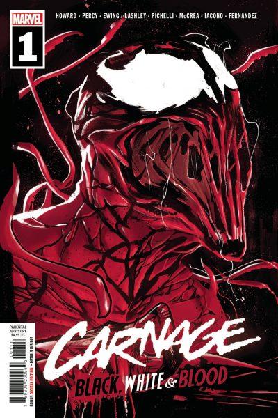 Carnage - Black, White & Blood #1