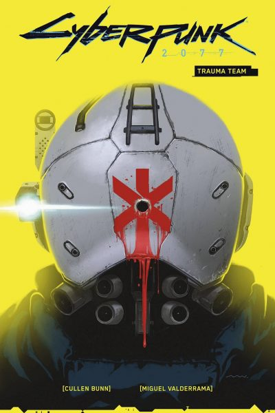 Cyberpunk 2077 Trauma Team | Graphic Novel