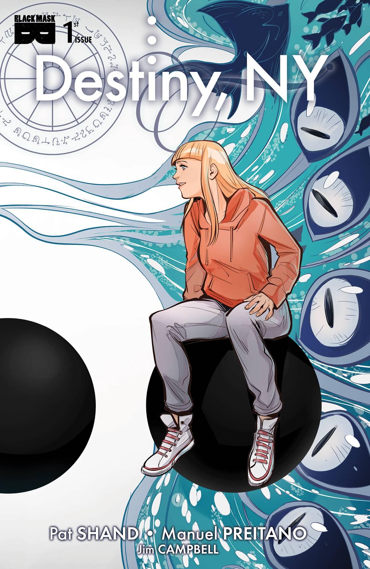 Destiny NY #1 Comic Book