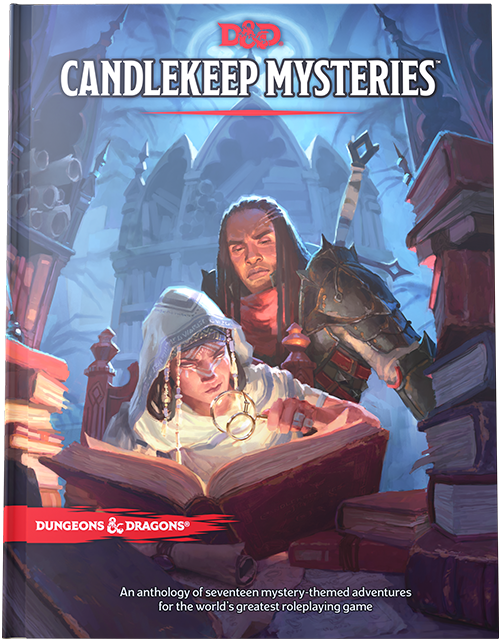Dungeons & Dragons | Candlekeep Mysteries