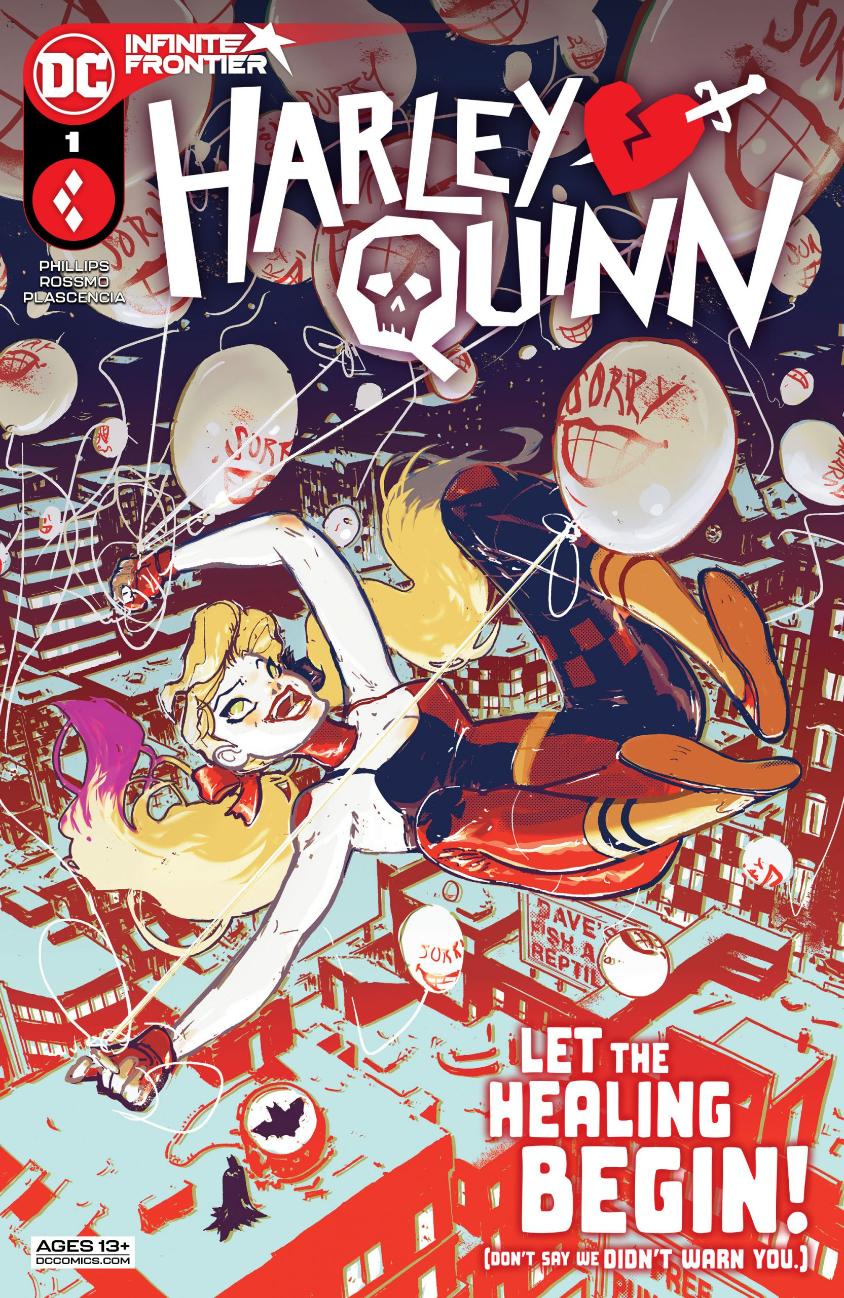 Harley Quinn #1 | DC Infinite Frontier