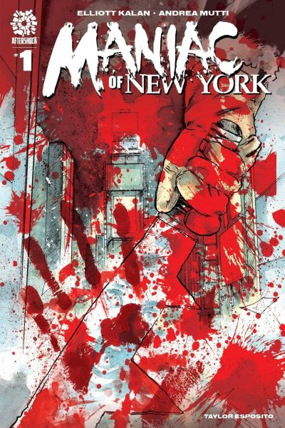 Maniac of New York, Volume 1 | Second Printing