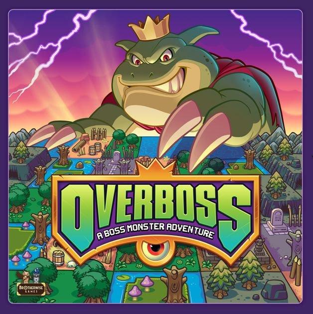 Overboss | A Boss Monster Adventure