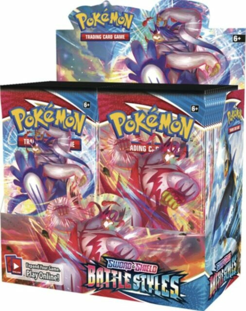 Pokemon TCG | Sword and Shield Battle Styles