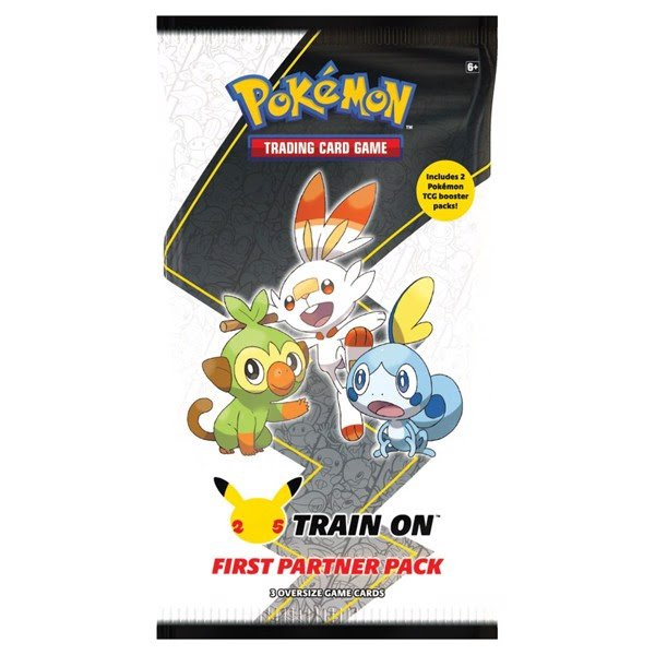 Pokemon Training Card Game (TCG) | First Partner Pack Galar