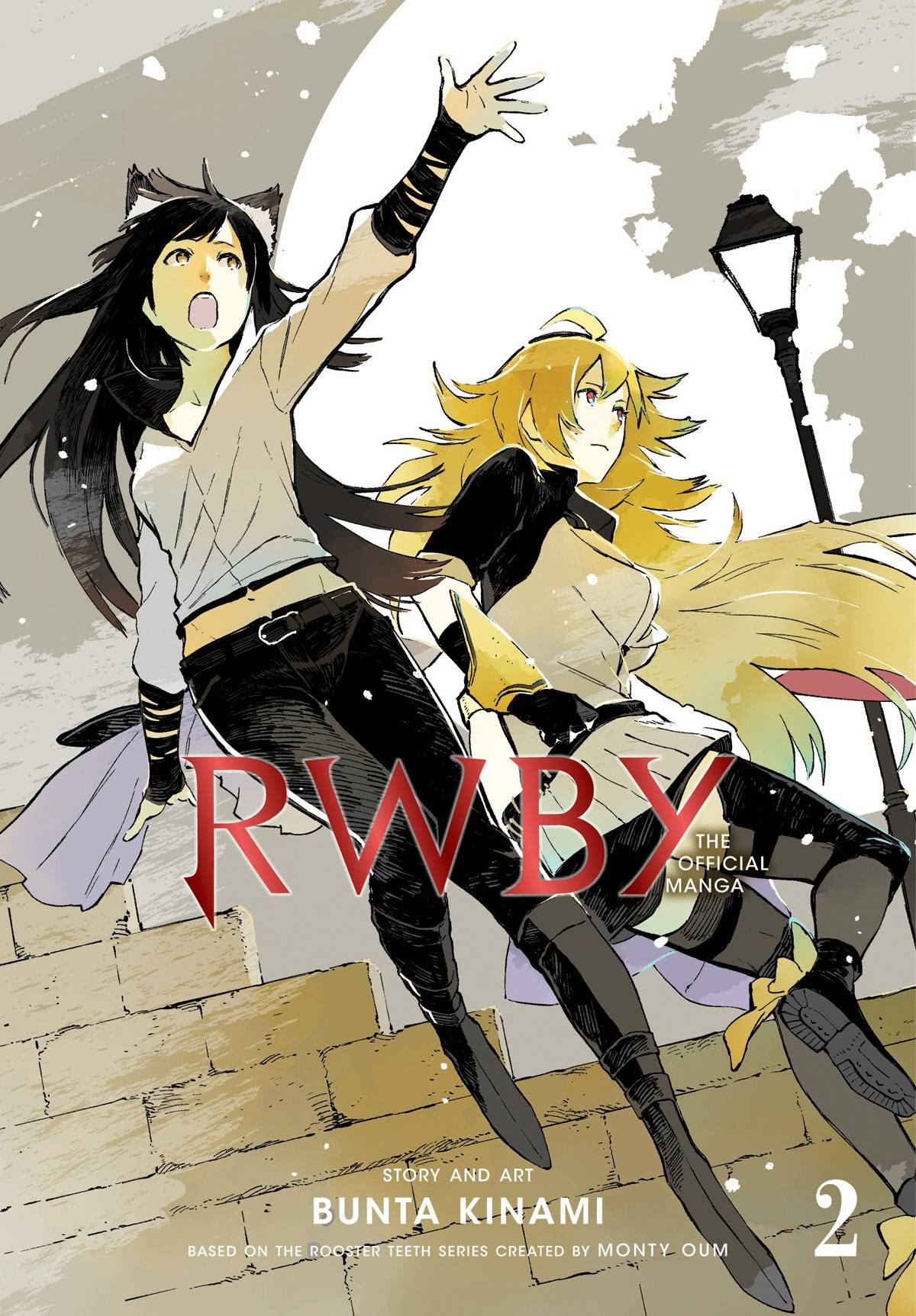 RWBY Volume 2 | Official Manga