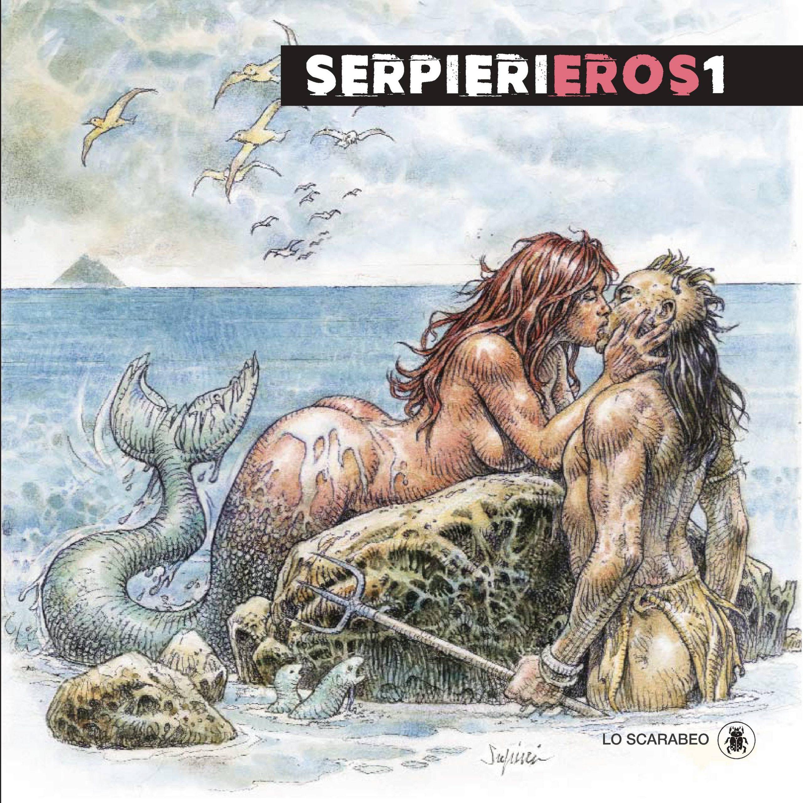 Serpieri Eros Bilingual Collection