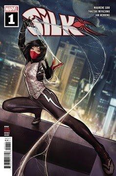 Silk #1 Comic Book