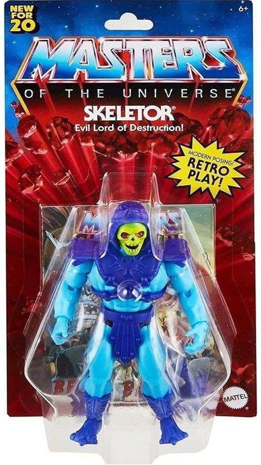Skeletor Action Figure - Masters of the Universe Origins