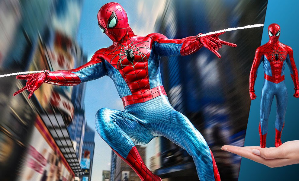 Spider-Man Spider Armor MK-IV Suit