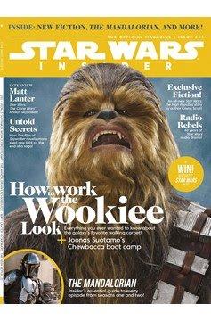 Star Wars Insider Magazine 201