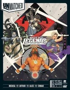 Unmatched Battle Legends Vol 1