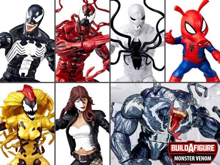 Venom - Marvel Legends Wave 1