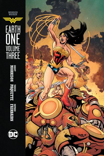 Wonder Woman | Earth One Volume 3 Hardcover Graphic Novel