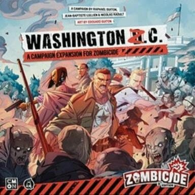 Zombicide | Washington ZC