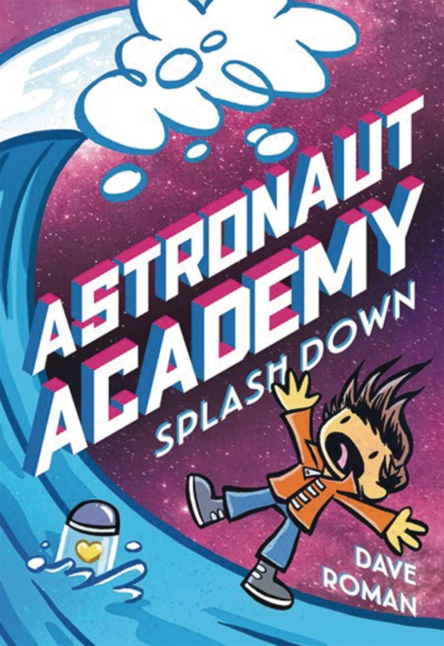 Astronaut Academy Volume 3 - Splashdown | Graphic Novel