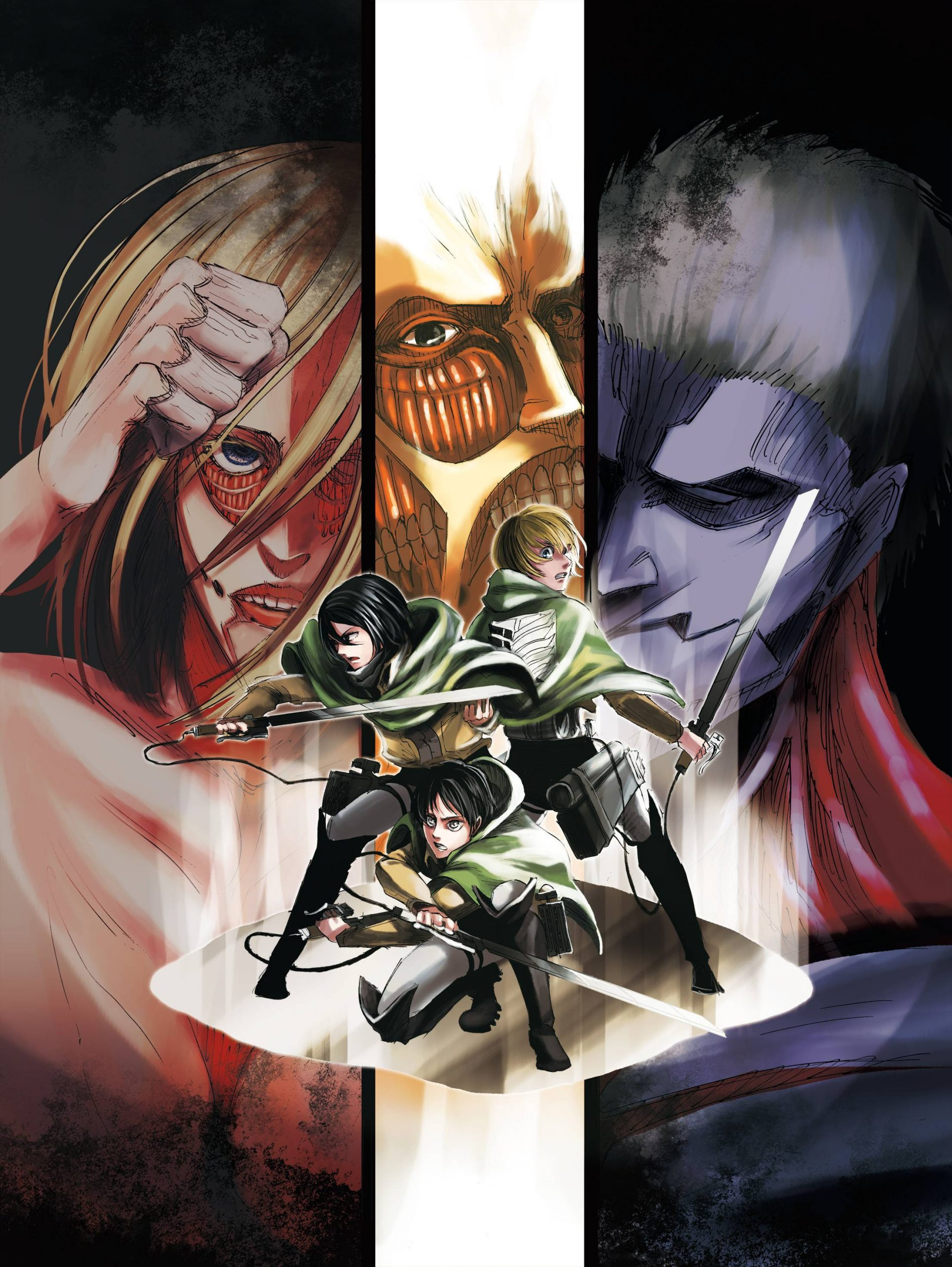 Attack on Titan Volume 33 Manga