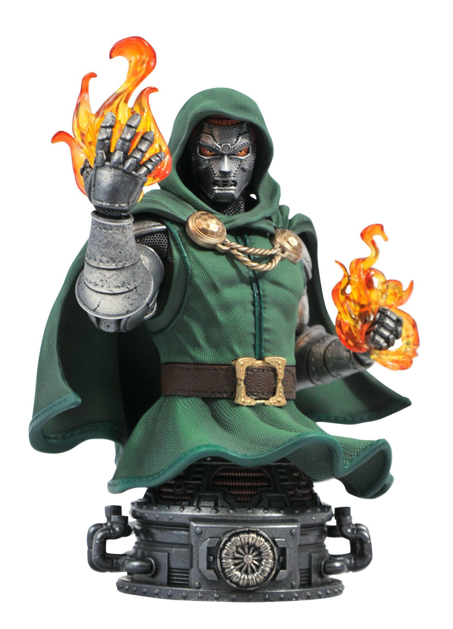 Dr Doom Bust - Marvel Comics