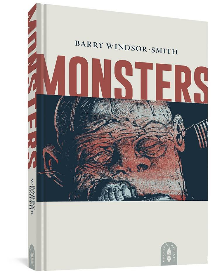 Monsters by Barry Windsor Smith