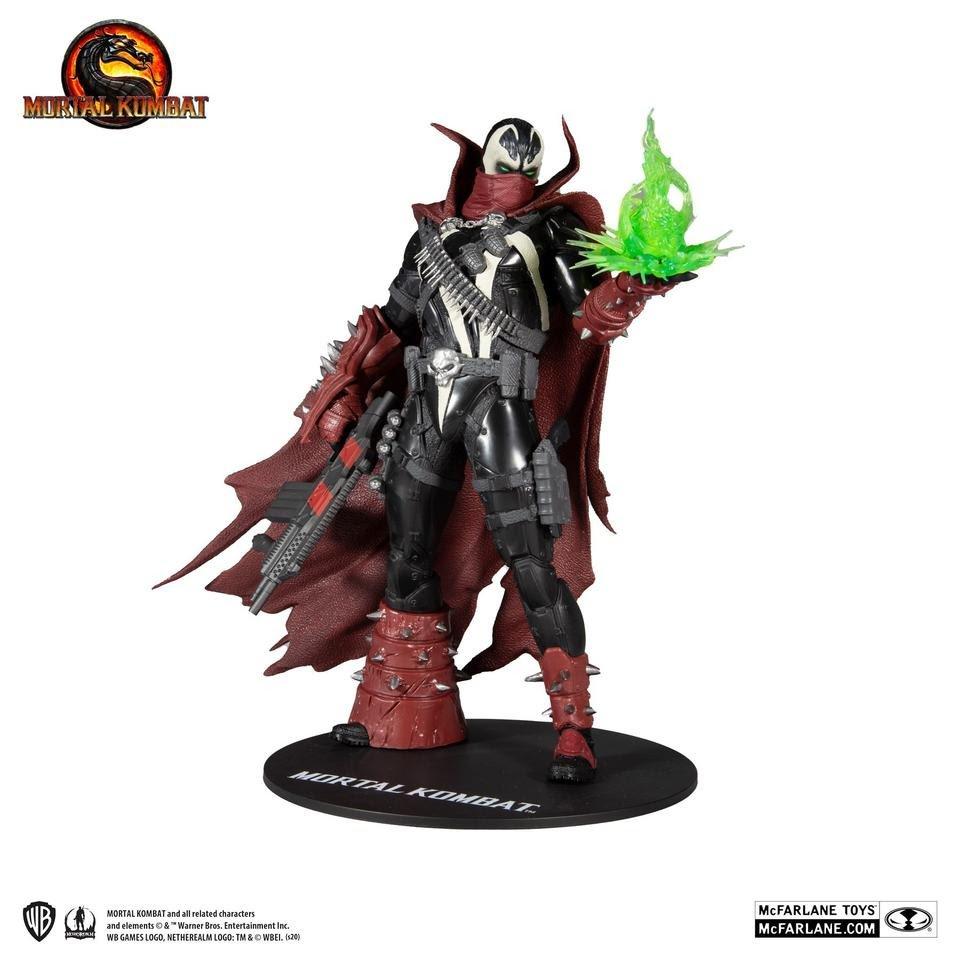 Mortal Kombat - Commando Spawn Action Figure