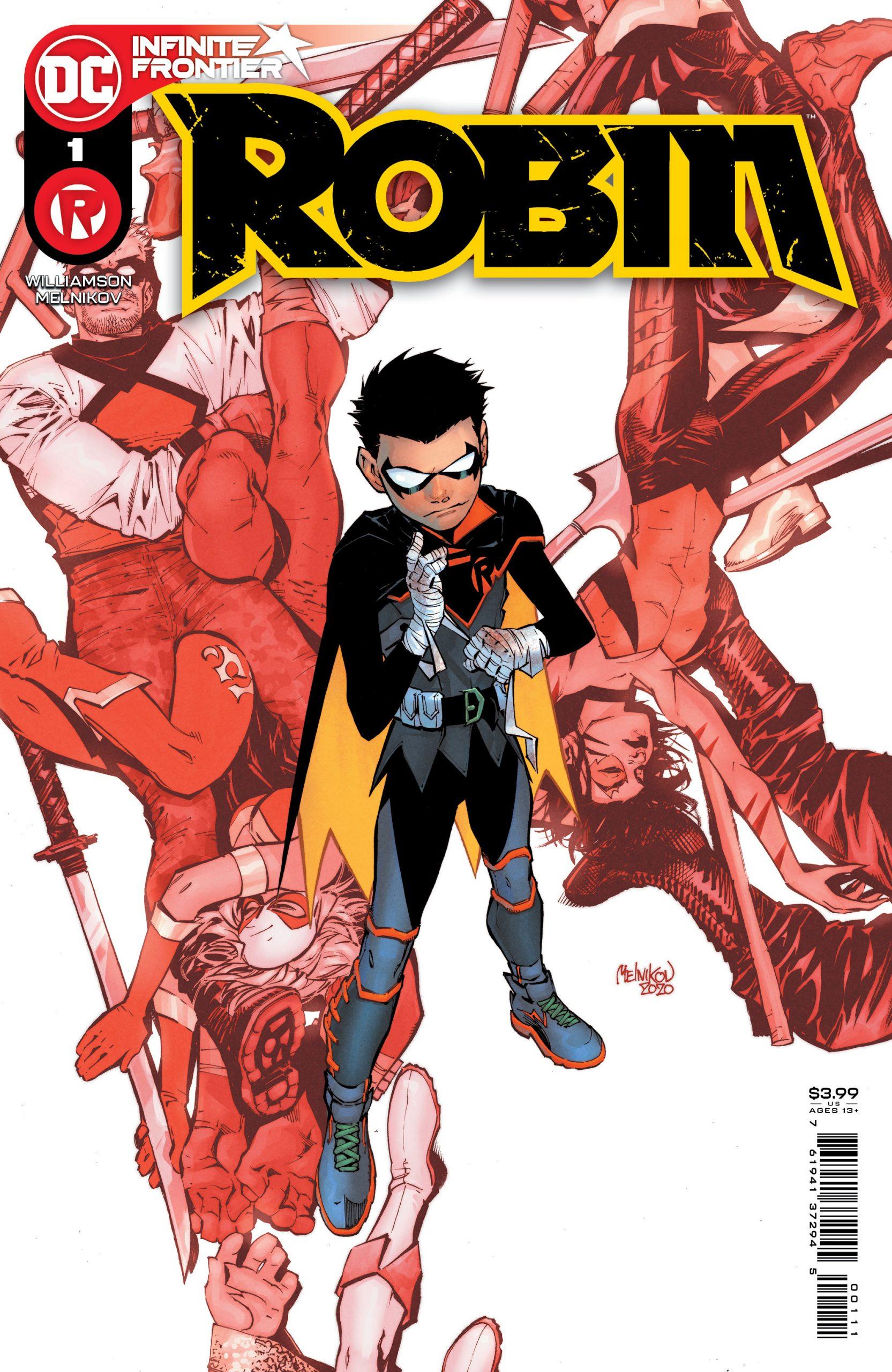 Robin 1 - Infinite Frontier