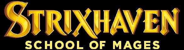 Strixhaven School of Mages Logo