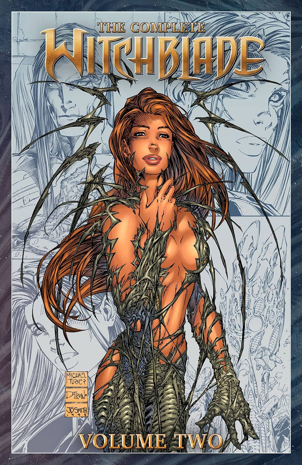 The Complete Witchblade - Volume 02