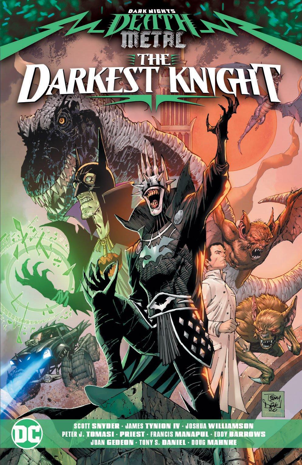 The Darkest Knight - Dark Nights Death Metal