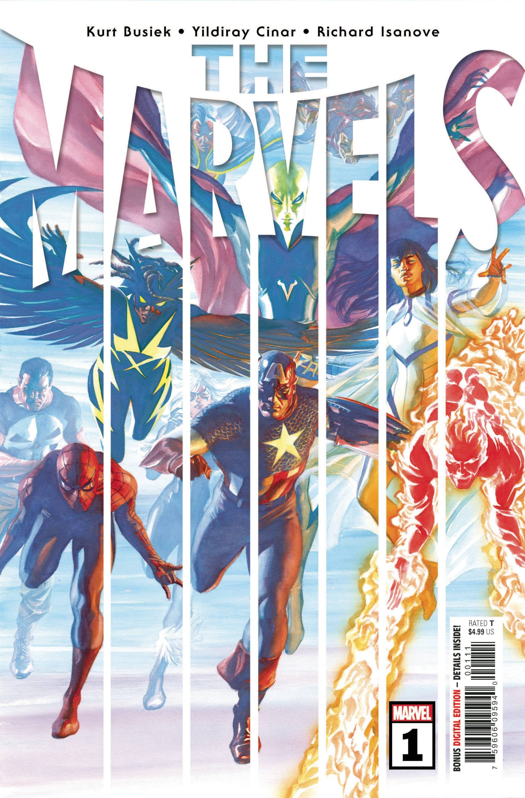 The Marvels 1